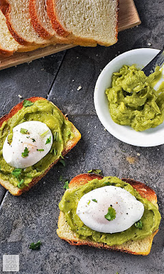 Poached Egg on Toast Breakfast | by Life Tastes Good