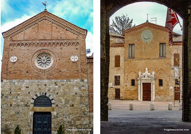 Igrejas de Siena, Itália