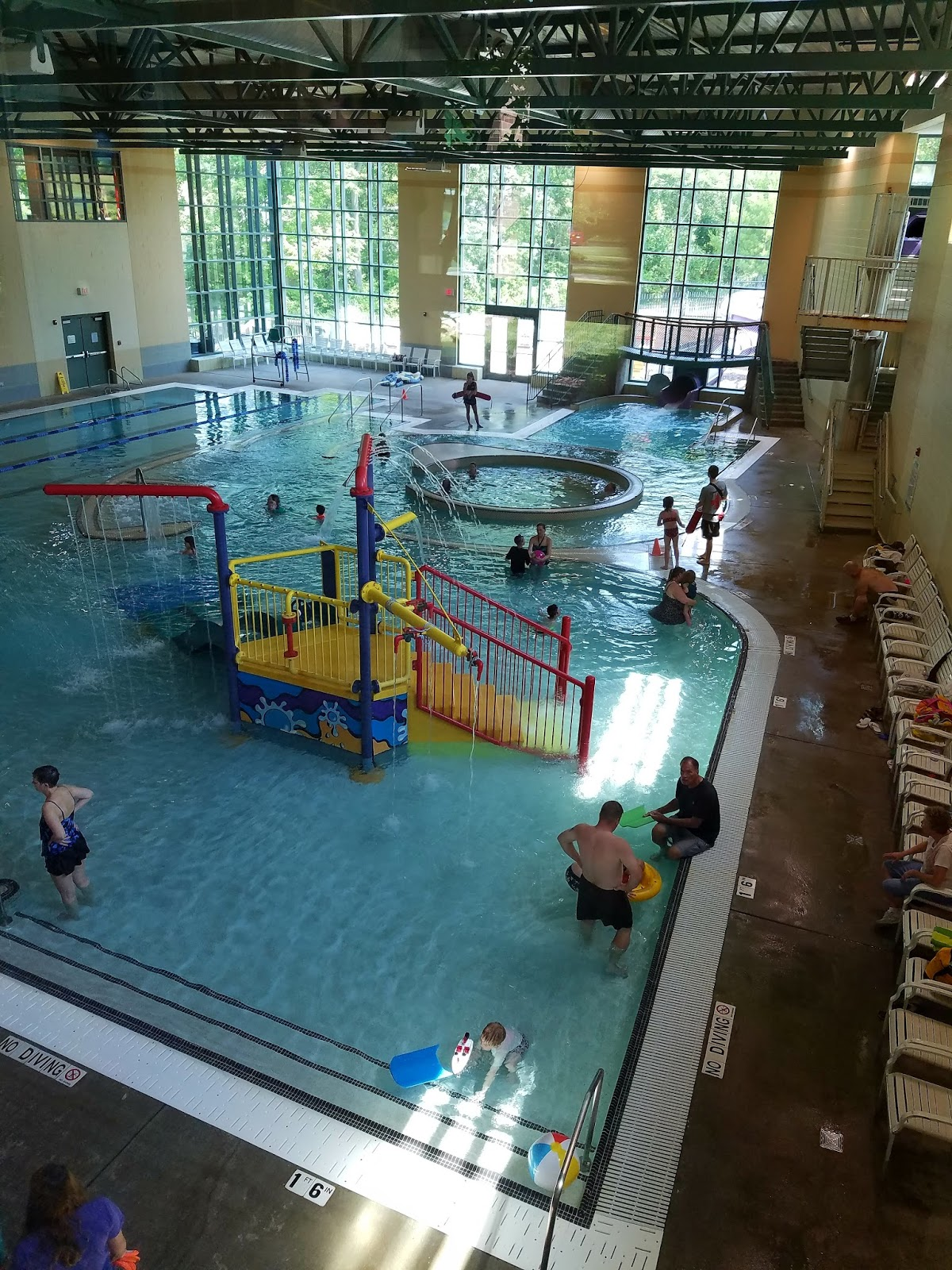 Play St Louis Arnold Rec Center Indoor Pool Arnold