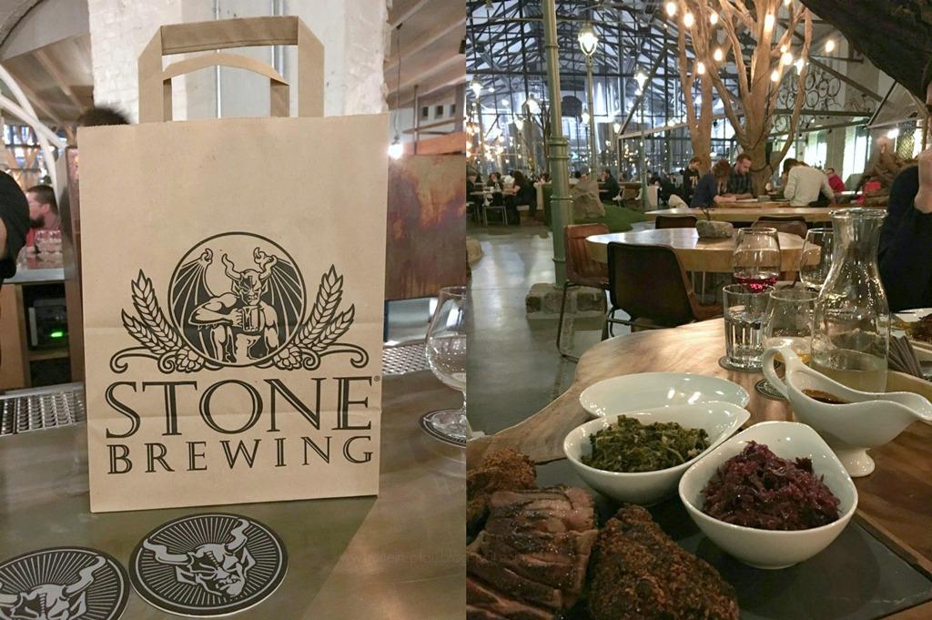 Stone Brewing Berlin Mariendorf, Craft Beer Bier, amerikanische Brauerei in Berlin, American Brewery Sand Diego, Arrogant Bastard Ale, mittwochs mag ich