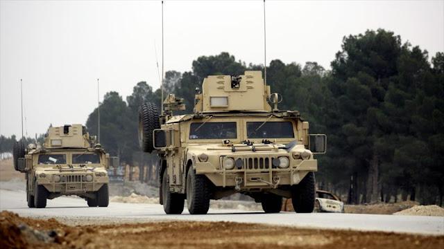 Estados Unidos tiene 2000 fuerzas desplegadas en Siria