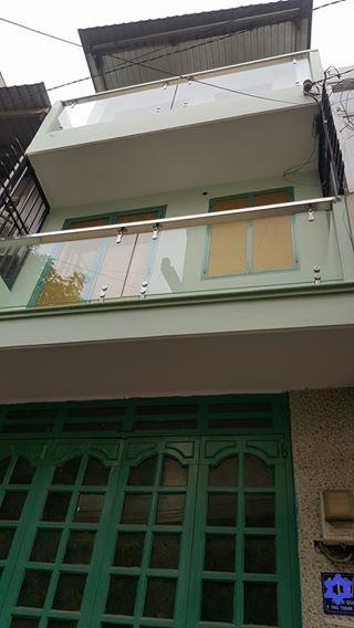 Bán nhà Hẻm xe hơi Trần Quang Cơ quận Tân Phú giá rẻ