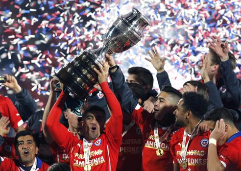 Chile Schedule for Confederations Cup 2017
