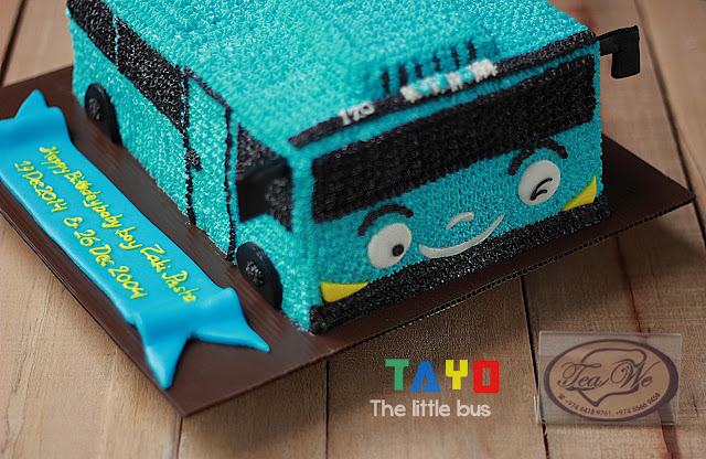 Bus Birthday Cake Photos