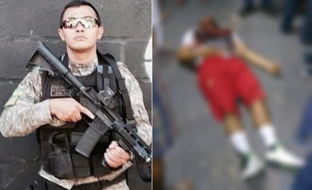 Policial do Bope é executado a tiros na porta de academia em Teresina