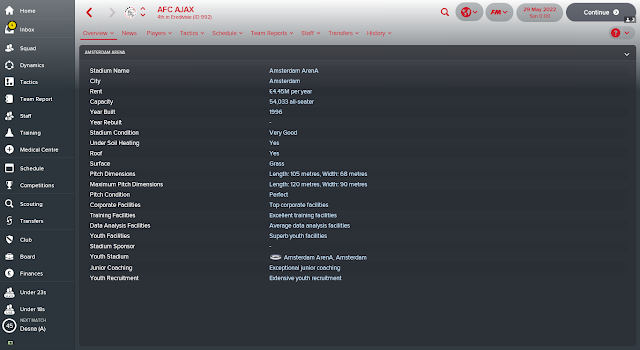 Target clubs that have superb youth academies in Football Manager