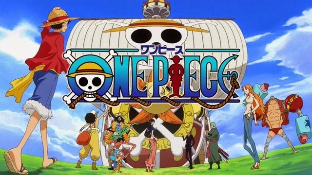 One Piece Manga 1008