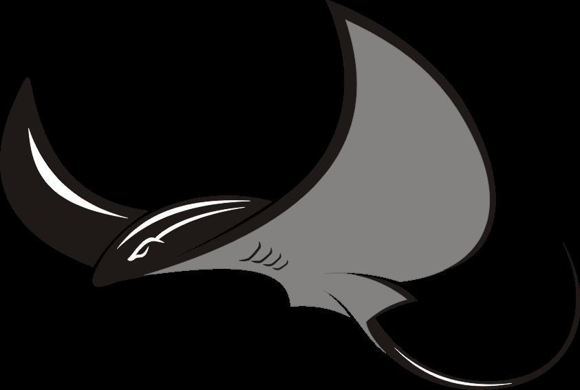 Download Ikan Pari Manta format Vector Coreldraw