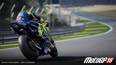 Game MotoGP 18
