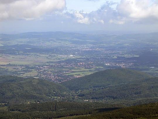 Kotlina Jeleniogórska.