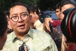 Fadli Zon Anggap Aksi Joni Lebih Heroik Ketimbang Stuntman Jokowi