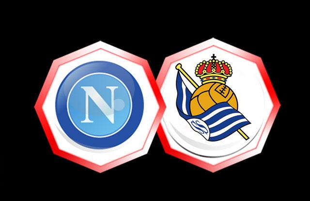 Link Live Streaming Napoli vs Real Sociedad