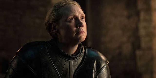 Gwendoline Christie ('Juego de Tronos'), nominada a los Emmy 2019