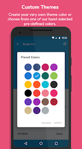 Simple Social Pro v9.4.5 [Patched] MOD APK