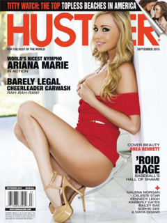 Revista Hustler USA-Septiembre 2015 PDF Digital