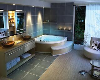 Несколько советов по обустройству ванной комнаты