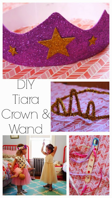 Princess Crafts & Activities for Kids || The Chirping Moms