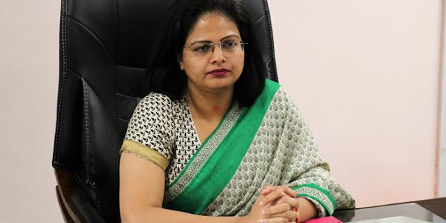 थप्पड़ मार कलेक्टर निधि निवेदिता के खिलाफ कोर्ट में इस्तागासा पेश   MP NEWS