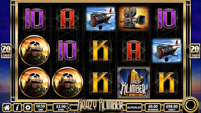 Krazy Klimb Bonus Feature