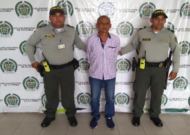 En Valledupar: Cuadrante Turístico captura ciudadano por cinco delitos