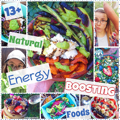 13+ Natural Energy Boosting Foods for the Modern Woman
