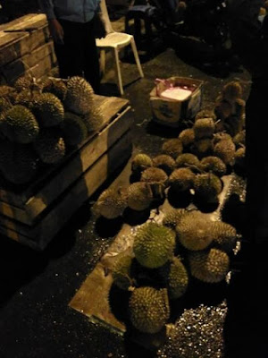 durian ternate