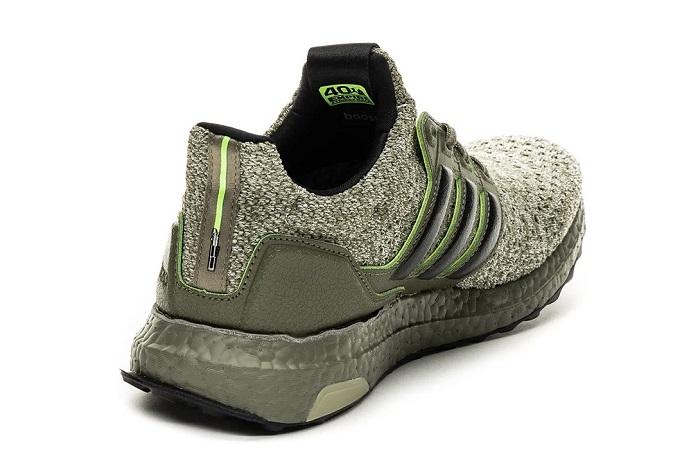 Yoda Adidas Ultraboost Star Wars Shoes