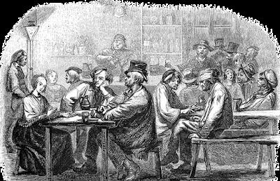 Shady Inn; Alphonse Louis Pierre Trimolet