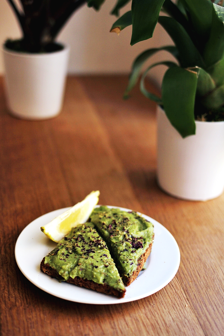glutenfree avocado toast