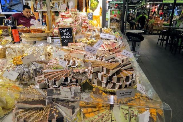 Copenhagen in Winter: Torvehaller Markethall