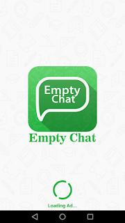 Membuat tulisan kosong pada Whatsapp