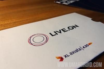 Unreg Kartu Live On XL