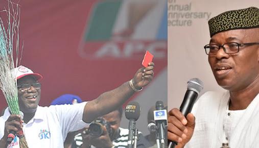 Ekiti Primary Result: Segun Oni Threatens To Dump APC
