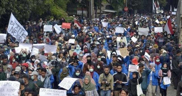 Pasca Demo, Petisi Online #BebaskanMahasiswa Digaungkan