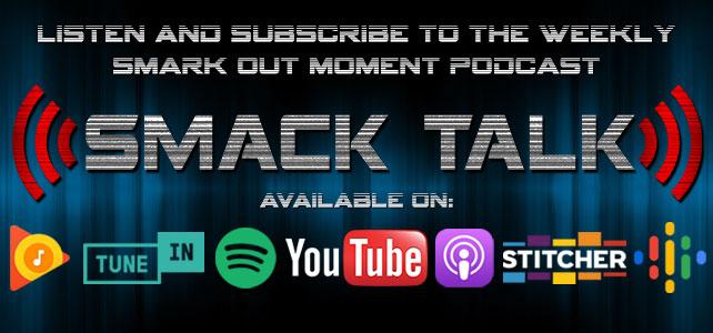 Smack Talk radio show WWE talk podcast logo