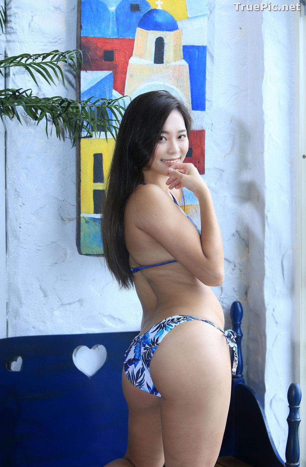Image Taiwanese Model - Shelly - Beautiful Bodybuilding Bikini Girl - TruePic.net - Picture-32
