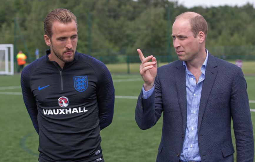 Harry-Kane-Prince-William