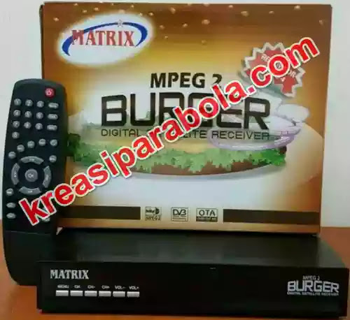 Firmware receiver mpeg2