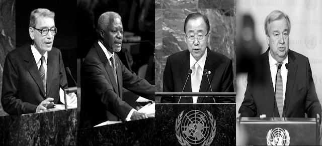 Estos datos demuestran el estrepitoso fracaso de la ONU en el conflicto saharaui