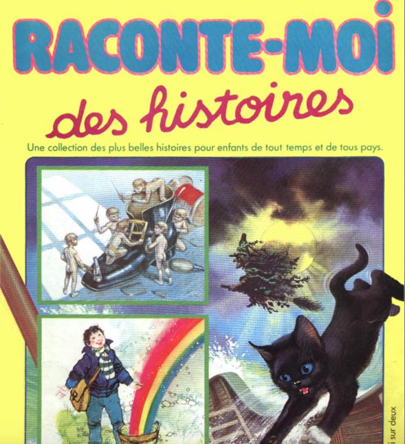 قصص للأطفال - تحميل كتاب قصص Raconte-moi des histoires بالفرنسية ومصورة PDF