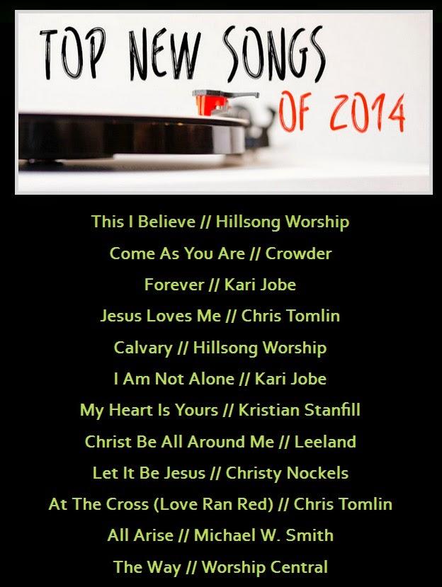 Hillsong list of songs