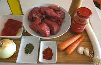 Carne estofada de res, riquísima y económica (easy beef stew)