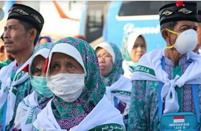 Batal Lagi, Jema'ah Tidak Bisa Berangkat Haji, Ini Alasannya!