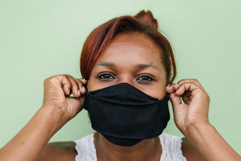 Wear Your Face Mask To Stop The Spread of COVID-19 - Here's How and Why!
