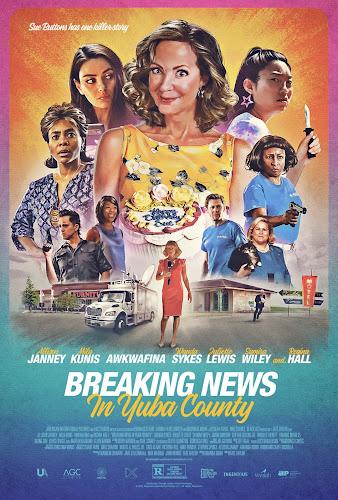 Breaking News in Yuba County (BRRip 720p Dual Latino / Ingles) (2021)