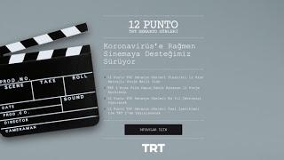 ''Ustaya saygı TRT ortak yapım ödülü'' alan yönetmen kimdir?