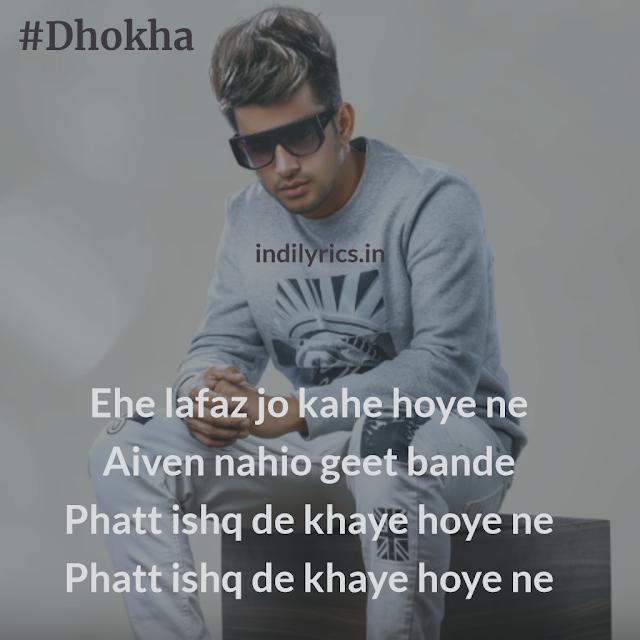 Dhokha by Jass Manak | Full Punjabi Song Lyrics with English Translation and Real Meaning Explanation