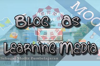 Blog as Learning Media, Pelatihan Daring Pembuatan Blog dari SEAMOLEC