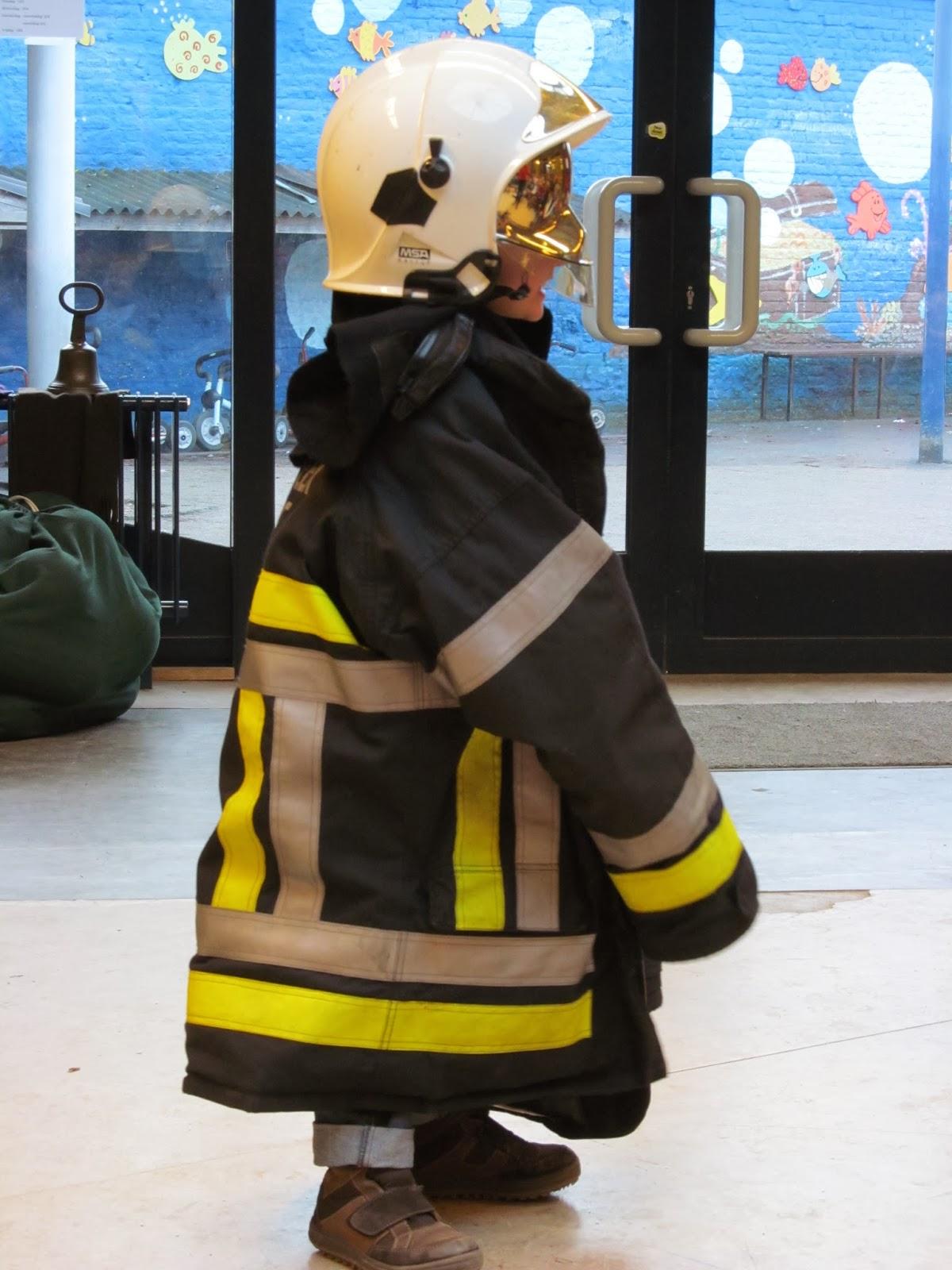 2de kleuter b de brandweer