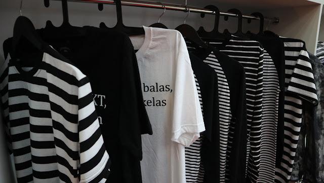 style hitam putih